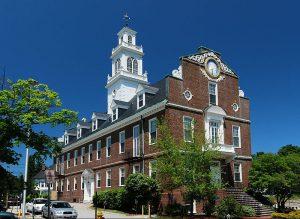 Weymouth Town Hall