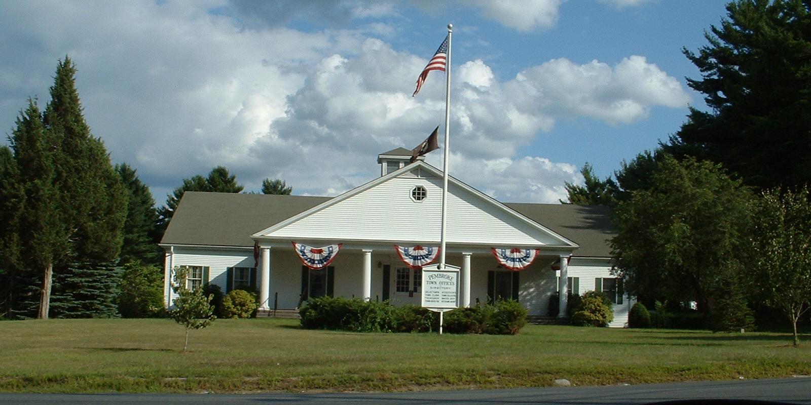 Pembroke, MA Town Hall