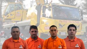 Aldo, Silvano, Dede, & Silvero